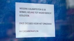 Muizenplaag bij Albert Heijn: 'ik ga er nooit meer naar toe'