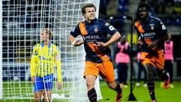 Melle Meulensteen na de nederlaag tegen Willem II