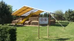Speelboerderij Pukkemuk in Dongen. (foto: Raoul Cartens)