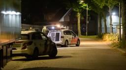 De politie was snel klaar met haar onderzoek in Heerle (foto: Christian Traets/SQ Vision Mediaprodukties).