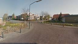 De oude bestrating (Foto: Google Streetview).