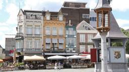 De Bossche binnenstad (archieffoto: Karin Kamp).