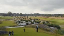 Bernardus golfbaan in Cromvoirt, decor van KLM Open