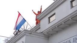 Johan Vlemmix kan zijn geluk niet op, Koningsdag 2021 is in Eindhoven