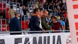 Gedrag voetbalfans in stadions doet wenkbrauwen fronsen (foto: Orange Pictures)