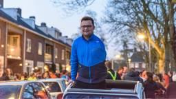 Thijs voorafgaand aan het gezamenlijke hardlooprondje in 2017. (Foto: Tom van der Put / SQ Vision)