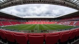 Het Philips Stadion is zaterdag weer (deels) gevuld met fans (foto: OrangePictures).