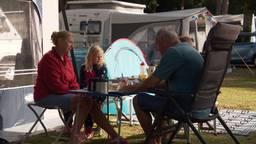 Campings hadden een goed hoogseizoen, mede dankzij het coronavirus. (foto: Omroep Brabant)