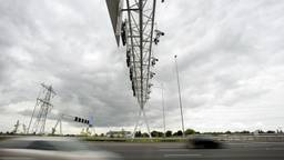 De trajectcontroles op de A58 leverden al veel geld op (foto: archief).