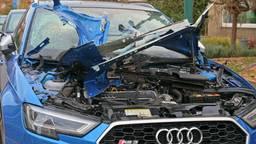 De opgeblazen Audi.