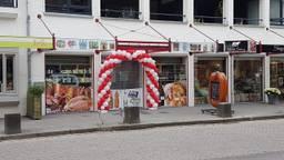 De Biedronka in Heeswijk-Dinther (foto: Dtv Nieuws).