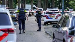 De schietpartij vond zaterdagavond 23 mei plaats (foto: Marcel van Dorst/SQ Vision).