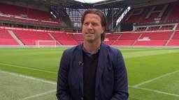 Ernest Faber blikt terug op interim-periode als trainer van PSV (foto: Omroep Brabant).