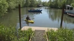 Onrust onder watersporters over afsluiten van kreken in de Biesbosch.