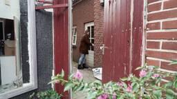 Amber Coenen stond er na het overlijden van haar vader plots alleen voor (beeld: Pippi Dijkstra)