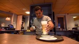 Er wordt weer koffie gemaakt in Het Brouwerhuis in Leende.
