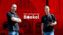 Jos Verkuijlen en Dennis Stafleu maakten de documentaire 'Het verhaal van Boekel'.