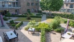 Bij woonzorgcentrum Hagedonk in Prinsenbeek is vanaf morgen weer beperkt bezoek welkom.  (Foto: Thebe)