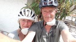 Hans Arends en Petra Koppen.