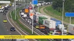 Foto: Rijkswaterstaat Verkeersinformatie