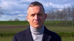Marcel Boogerts, hoogleraar Innovatie en Regionaal Bestuur van de Universiteit Twente (foto: Omroep Brabant).