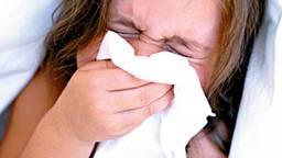 Er is officieel een griepepidemie in Nederland (Archieffoto).