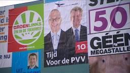 De PVV wil meedoen aan de raadsverkiezingen in zes gemeenten.