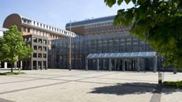 Het Paleis van Justitie (foto: ANP).