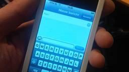 Een smartphone.