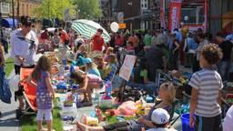 Meimarkt in Tilburg (Foto: archief)