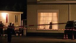 De woonwagen waar Danny Gubbels in werd vermoord (Archieffoto).