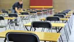 Een docent van het Elde College wordt verdacht van een relatie met een leerling. (Foto:archief)