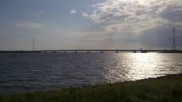 Haringvlietbrug weer open
