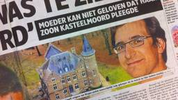 Voor de Belgische media is de kasteelmoord al jaren 'smullen' (foto: archief).