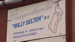 Vleesgroothandel Willy Selten in Oss