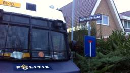 Stenge ME-bewaking. (Foto: Femke de Jong)