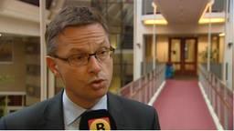Wethouder Alfred Arbouw van Breda.
