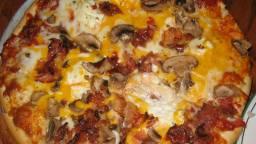 De bezorger werd beroofd toen hij een pizza kwam afleveren. (Foto: archief Omroep Brabant)