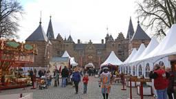 Het Kasteel van Sinterklaas in Helmond, over een paar weekjes zijn ze er weer, de Sint met zijn Pieten (foto: Karin Kamp)