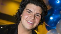 Roy Donders' auto is gejat (foto: SQ Vision)