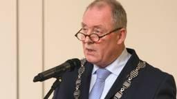 Waarnemend burgemeester Harrie Nuijten op archiefbeeld. (foto: Erwin Goossens.nl)