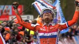 Vos is zevenvoudig wereldkampioene.