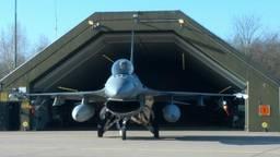 Chroom-6 zat in de lak voor gevechtsvliegtuigen en tanks