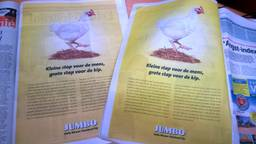 Advertentie Jumbo