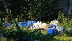 In een jaar tijd werden in Brabant ruim 1000 vaten met drugsafval gevonden.
