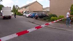 Het dode lichaam van de vrouw werd in de foetushouding in een vrieskist gevonden.
