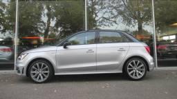 De gestolen Audi. (foto: Van Mossel Groep)