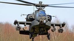 Apache gevechthelikopter AH-64HD