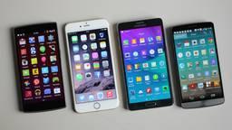 De TU/e denkt dat toekomstige smartphones anders aanvoelen (archieffoto: Flickr/Maurizio Pesce)