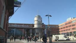 Station 's-Hertogenbosch. (Archieffoto)